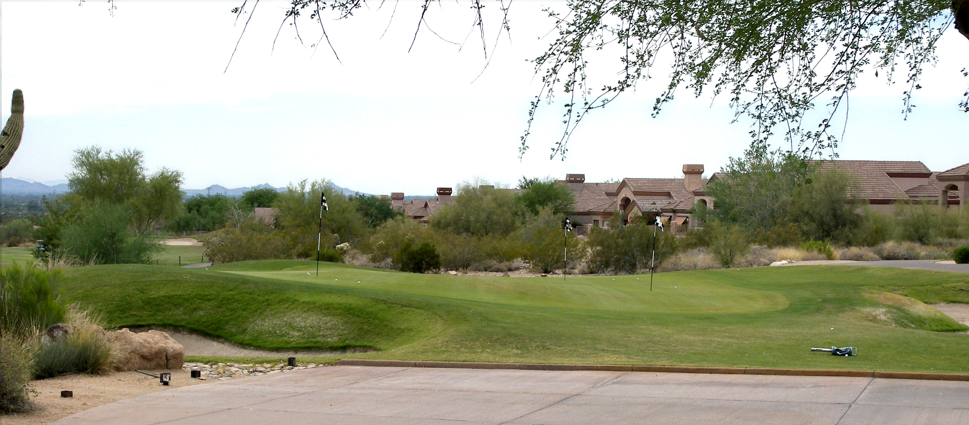 ancala county club golf course