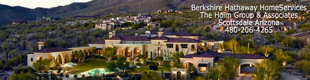 Scottsdale Real Estate Agent, Phoenix Real Estate, North Scottsdale Real Estate Agent