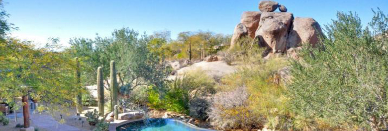THE BOULDERS HOMES FOR SALE IN CAREFREE