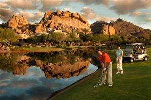 The Boulders Golf Club