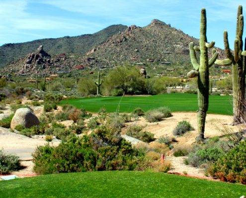 Scottsdale Golf Condos