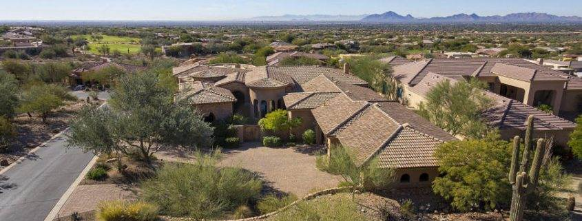 Ancala Homes For Sale On Desert Trail