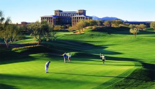Golf Year Round In Scottsdale