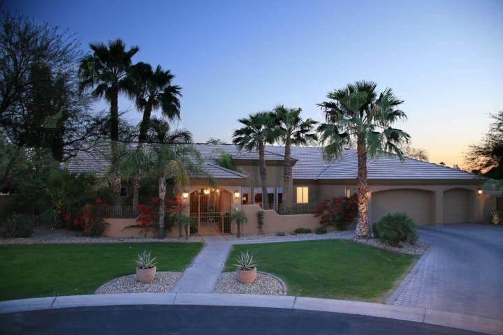 La Cienega Homes For Sale In Scottsdale