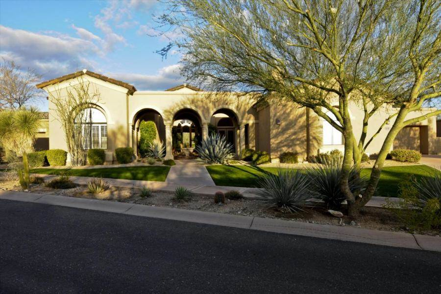 DC Ranch Country Club Homes For Sale In Scottsdale