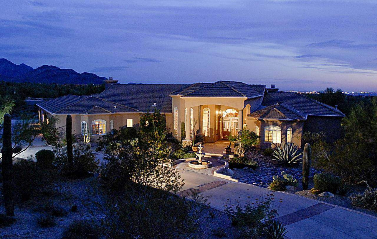 Desert Skyline Estates Homes For Sale In Scottsdale