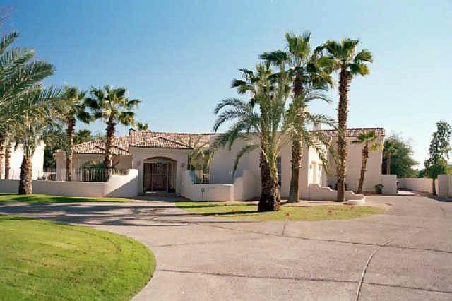 Cherokee Glen Homes For Sale In Scottsdale