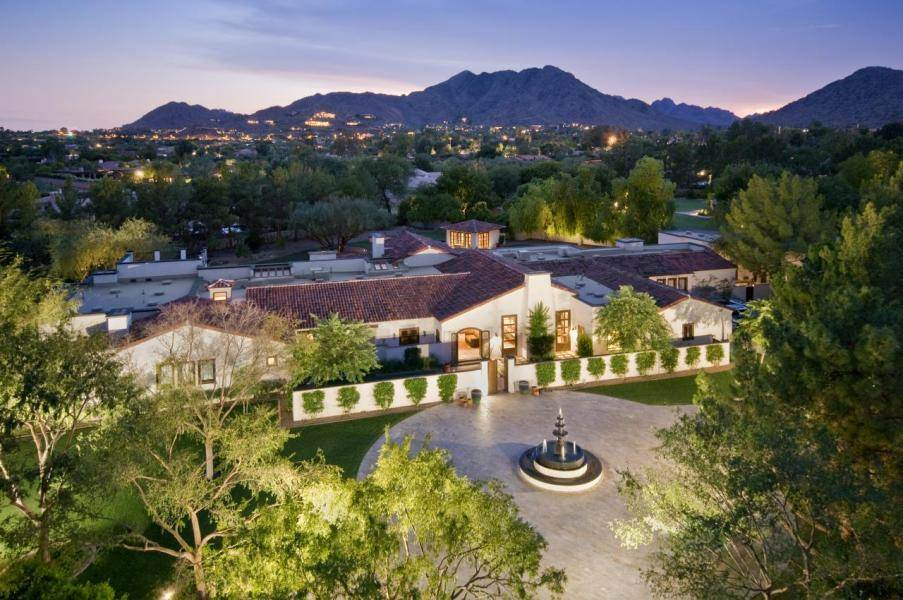 Doubletree Farms Homes For Sale In Paradise Valley