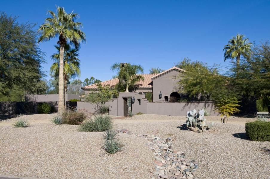 Fairway Acres Homes For Sale In Paradise Valley