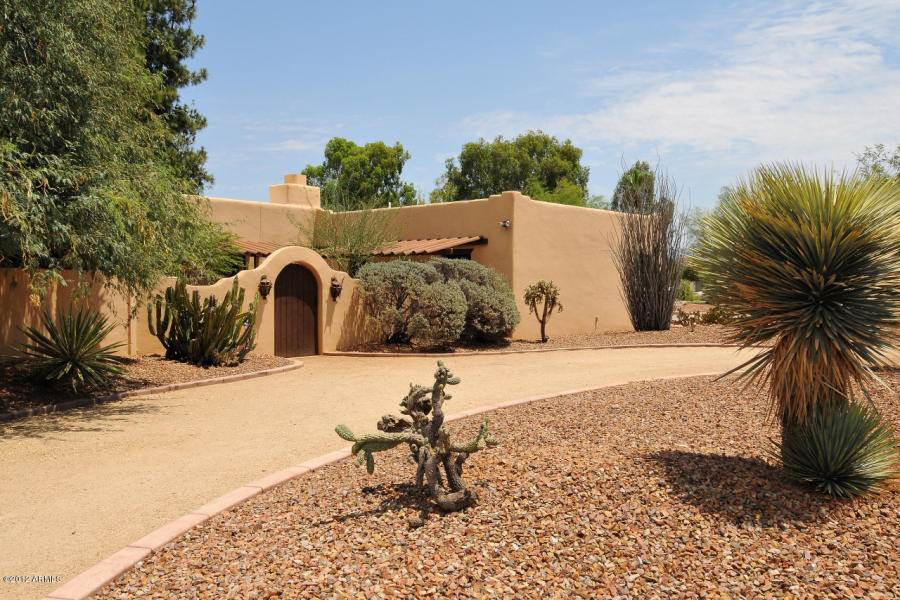 Quail Run Homes For Sale In Paradise Valley