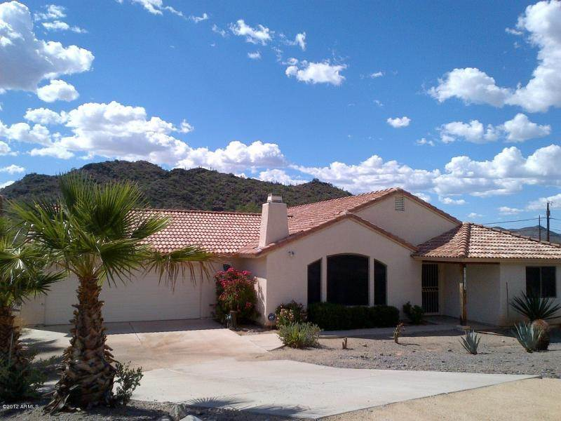 Black Mountain Vista Homes For Sale In Cave Creek