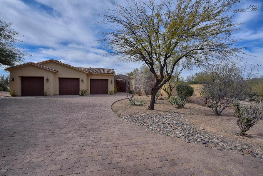 Canyon Crossings Homes For Sale In Cave Creek