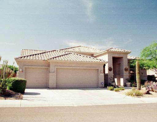 Falcon Ridge Homes For Sale In Cave Creek