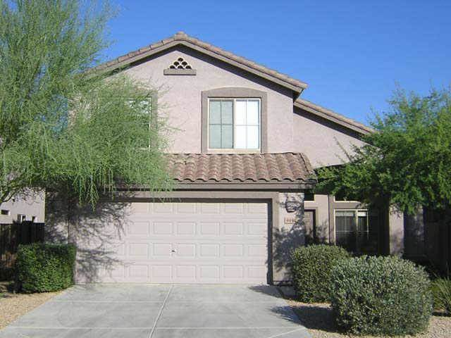 Jasmine Trails Homes For Sale In Cave Creek