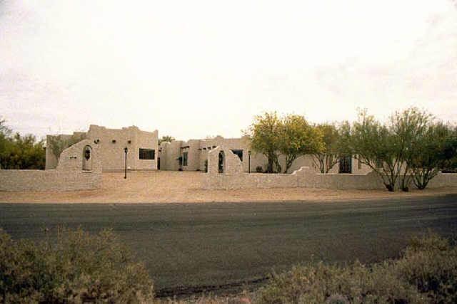 La Tierra Prometida Homes For Sale In Cave Creek