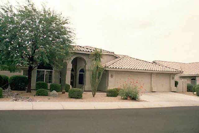 Desert Fairways Homes For Sale