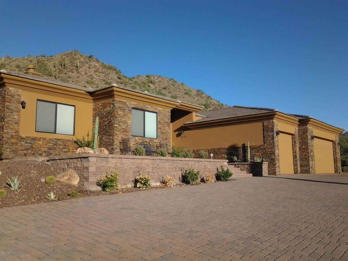 Stagecoach Pass Estates Homes For Sale In Cave Creek