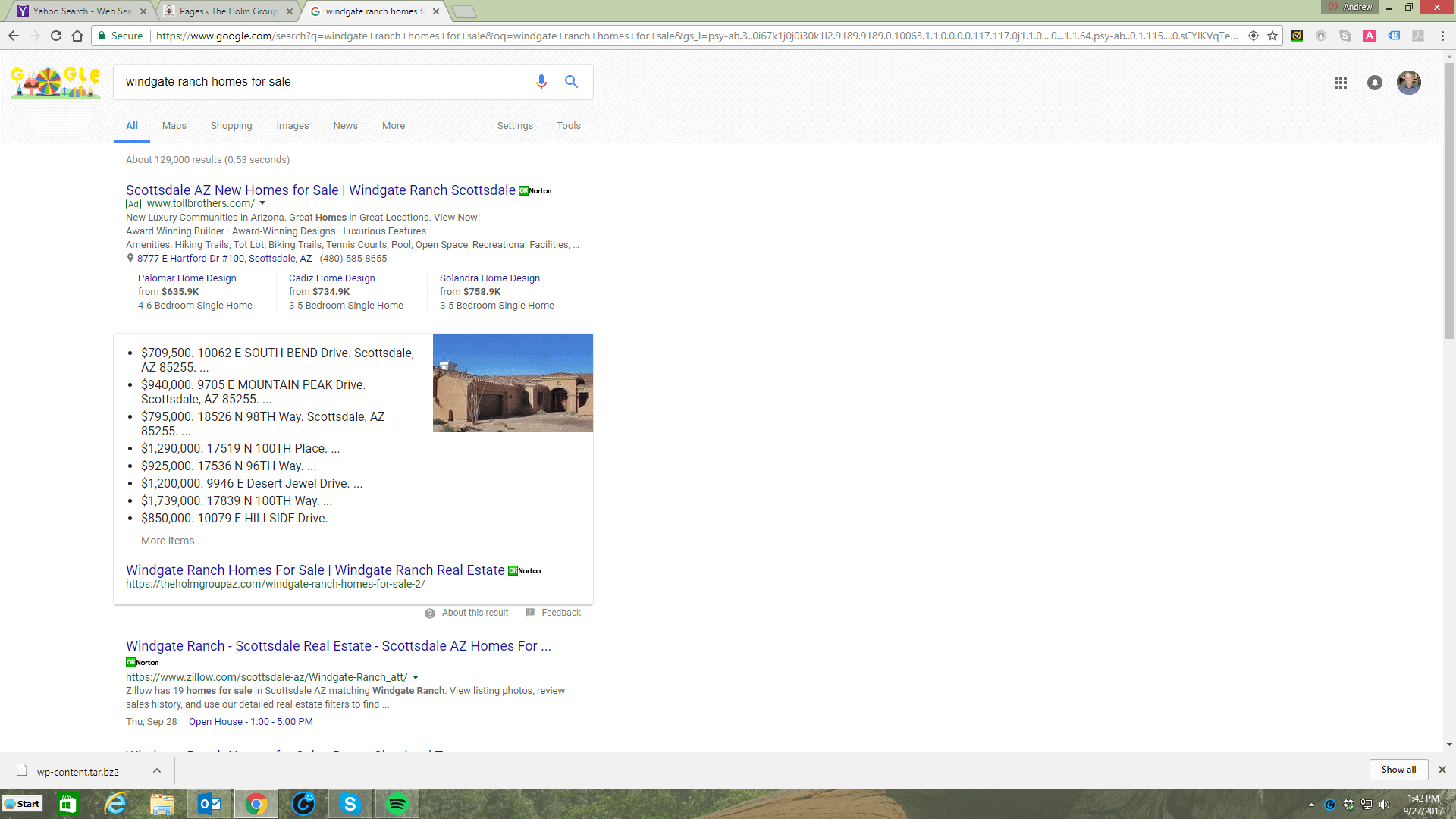 Windgate Ranch Google Search