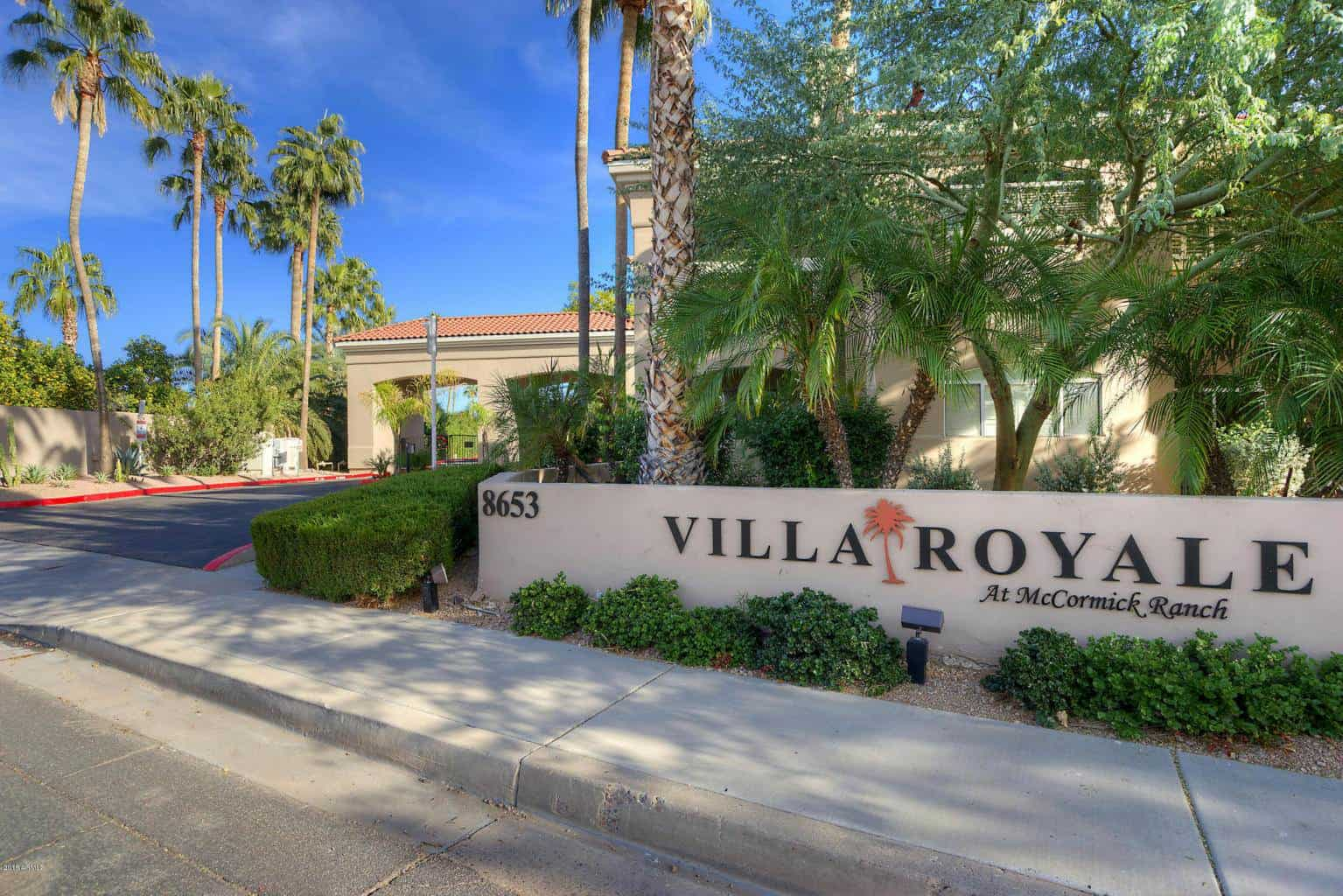 Villa Royale at McCormick Ranch Homes For Sale