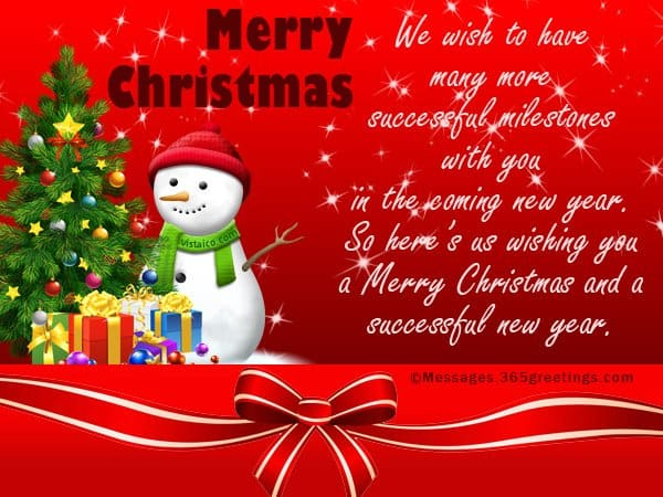 Merry XMas - The Holm Group