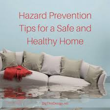 6 Health and Safety Tips for Your Home, Kids and You