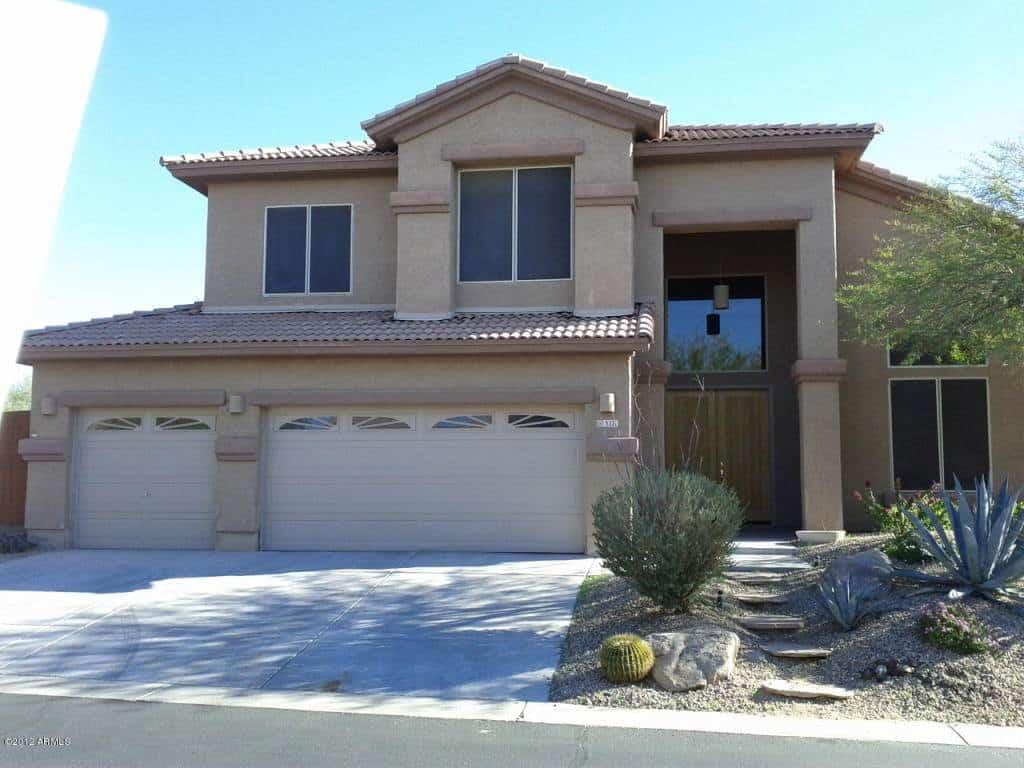 Desert Wind Homes For Sale – Cave Creek