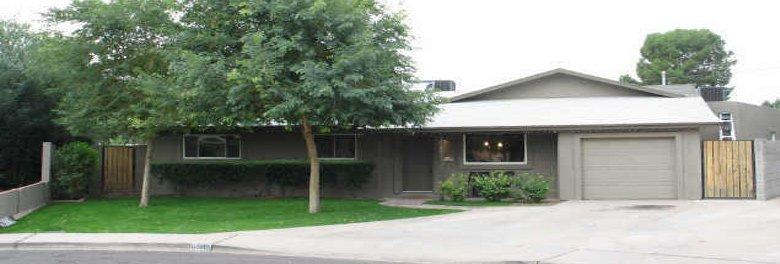 Southwest Village Homes For Sale In Scottsdale