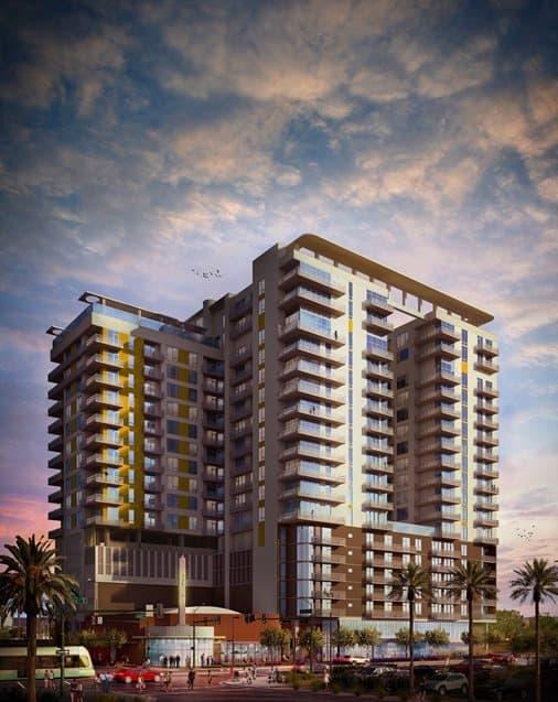 3 New Downtown Phoenix Developments