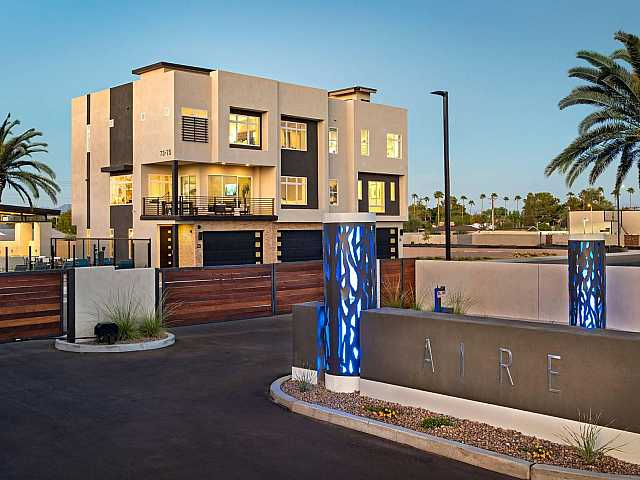 Aire On McDowell Homes For Sale