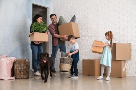 Tips for Helping Your Dog Adjust To Your New Home